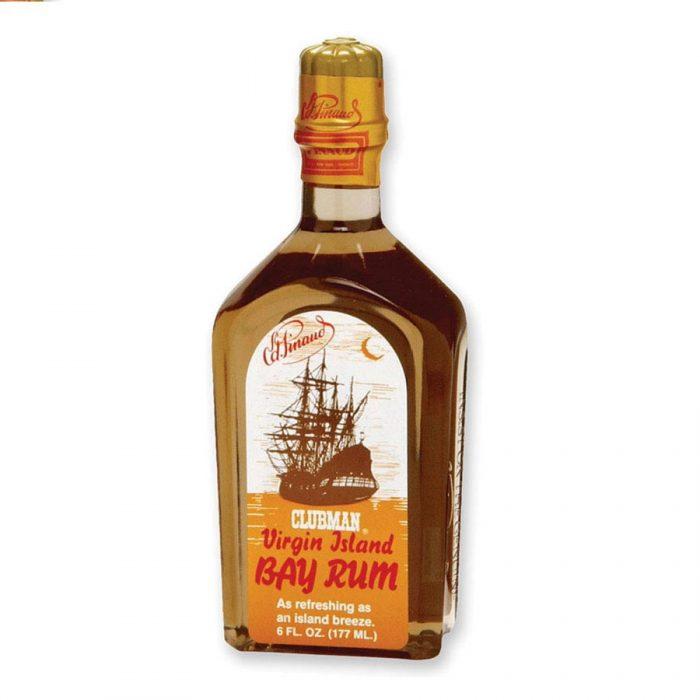 Pinaud Clubman Virgin Island Bay Rum   West Coast Shaving